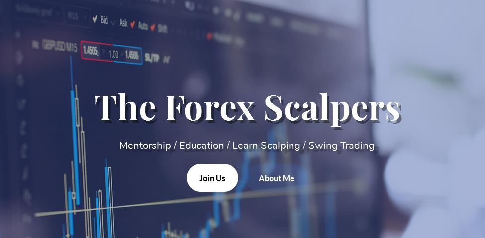 The forex scalper mentorship package