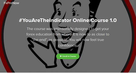 FXProNow – YouAreTheIndicator Online Course 1.0
