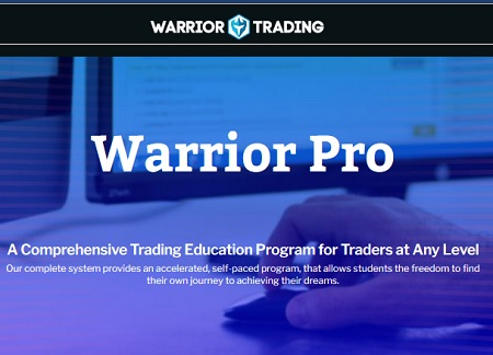 [DOWNLOAD] The Warrior Pro Trading System – Warrior Trading