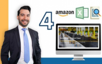 [DOWNLOAD] Amazon Stock Analysis Training Course Complete 2020
