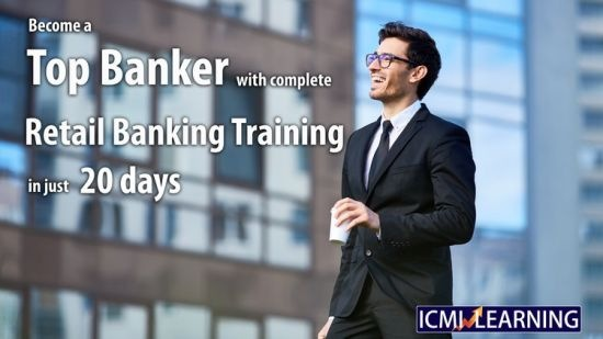 The Complete Retail Banking Training Course is the most practical and easy to learn the course you will find online.