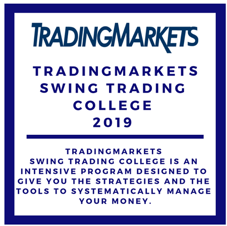 Markets Swing Trading College 2019