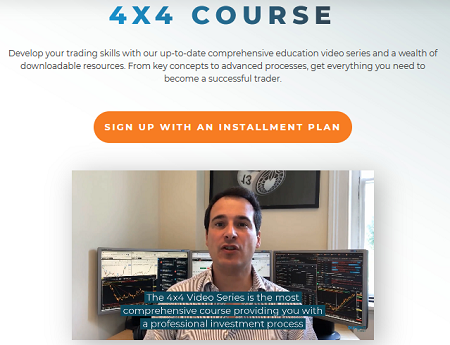 This course is the best one out there. I only wish I had found Gregoire sooner… I was following another education company and purchased their course. With that other educator, the video series were incomplete, there were no sources for any of the data needed, and their mentoring did not…