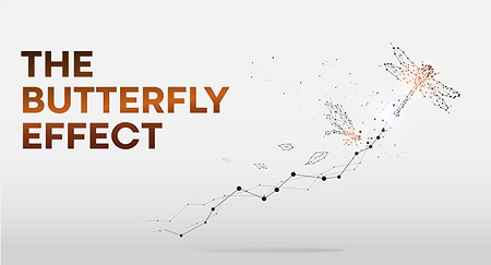 Welcome to the Butterfly Effect Course. In this series you're going to take the technicals you've learned from the Future Of Trading Course, the execution you've mastered in the Blueprint Course and evolve your understanding of how the living events on the charts occur. You'll learn new concepts such as: echoing, an evolution of levels, the next step in holds, and on-setting. These are just a few of the topics we'll be covering in this extensive education series. You can think of this as the crystal ball effect; knowing what's going to happen in the stock markets next before it actually does. We'll be looking at one of the hardest sets of technical analysis there is, and requires an in depth understanding of the Future of Trading Course and the Blueprint Course. For those who make it this far congratulations, this course is about to give you your golden key in Day Trading.