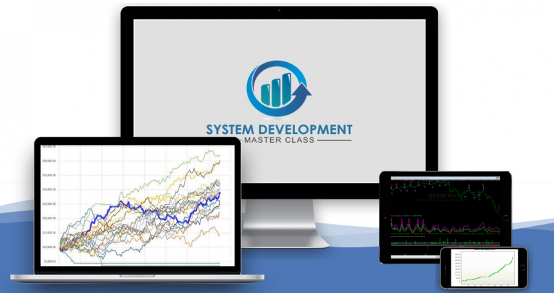 System Development Master Class (SDMC)is an online workshop designed to teach you EasyLanguage and show you how to create an unlimited number of trading systems that work on the live market.