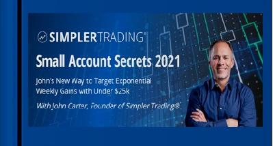 """John Carter's Small Account Spreads Trading Course shows you how to use spreads to create low-risk high probability trades. In this course, John goes over multiple strategies cover from basic to advanced, and shows you how to make money trading spreads. With these strategies you can steadily & consistently grow your small account through spreads, and even trade them at the """"end of day"""" so you don't go bug-eyed looking at charts all day."""